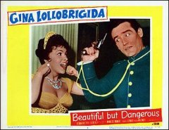 BEAUTIFUL BUT DANGEROUS 2 Gina Lollobrigida 6