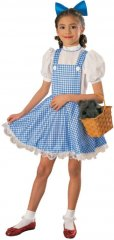 Deluxe Dorothy� Child Costume Wizard of Oz S, M, L