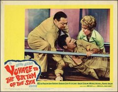 Voyage to the Bottom of the Sea Walter Pidgeon Peter Lorre