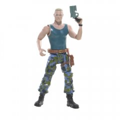 "AVATAR 4"" RDA Colonel Miles Quaritch Level 1 FIGURE WEBCAM I-TAG MIB *In Stock*"