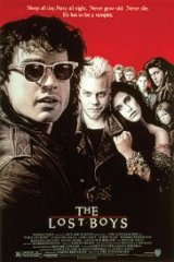 Lost Boys - Movie Poster