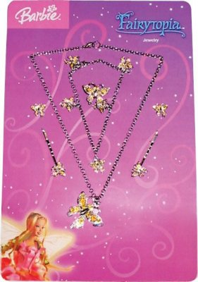 Barbie Fairytopia� Dandelion Jewelry Set