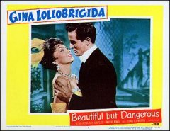BEAUTIFUL BUT DANGEROUS 2 Gina Lollobrigida 7
