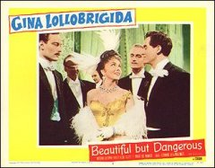BEAUTIFUL BUT DANGEROUS 2 Gina Lollobrigida 8