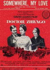 Doctor Zhivago Omar Sharf Julie christe Alec Guniess