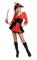 Pirate Wench XS, S, M