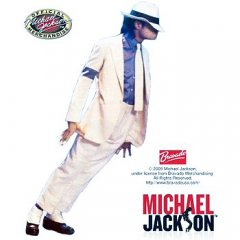 Michael Jackson Smooth Criminal Deluxe Adult Costume PRE-SALE
