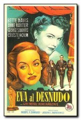 All About Eve Bette Davis Anne Baxter George Sanders