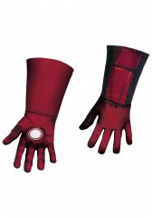 Avengers IRON MAN MARK VII Deluxe Child Gloves