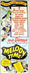 Melody Time Walt Disney