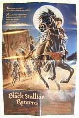 Black Stallion Returns Kelly Renon Teri Garr 1983