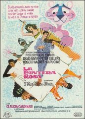 Pink Panther Peter Sellers David Niven robert Wagner