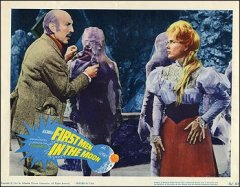 First Men on the Moon H.G. Wells H Special effects out of spaceship
