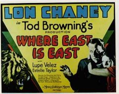Where East is East Lon Channey