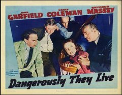 Dangerously They Live Crime Nior