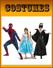 Movie Halloween Costumes