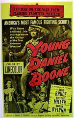 YOUNG DANIEL BOONE
