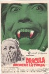 Dracula Has Risen From The Grave Christopher Lee