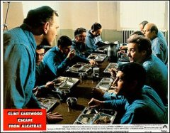 Escape from Alcatraz Clint Eastwood 1979 # 6