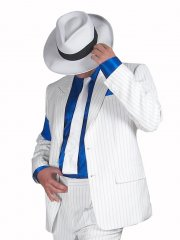 Michael Jackson Smooth Criminal Deluxe SHIRT Costume PRE-SALE