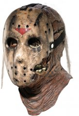 Friday the 13th Jason� (Part 7: New Blood) Deluxe Overhead Latex Mask