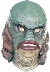 Creature from the Black Lagoon� Mask