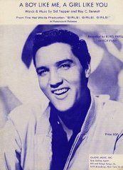 Elvis Girls Girls Girls ! 1962 1