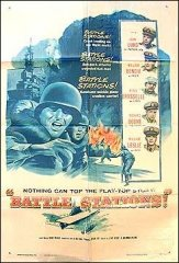 Battle Stations John Lund William Bendix Richard Boone 1056