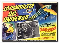Flash Gordon Conquers the Universe Buster Crabb Constance Moore