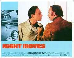NIGHT MOVES Gene Hackman # 6 1975