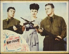 HAY-FOOT William Tracy 1942