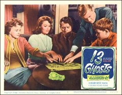 13 Ghosts William Castle