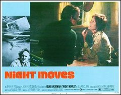 NIGHT MOVES Gene Hackman # 8 1975