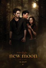 Twilight New Moon Poster Picture