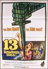 13 Frighteen Girls 1963 William Castle