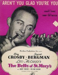 Bells of St. Mary's Bing Crosby
