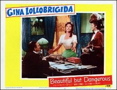 BEAUTIFUL BUT DANGEROUS 2 Gina Lollobrigida 5