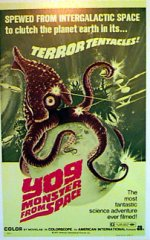 YOG - MONSTERS FROM SPACE Terror