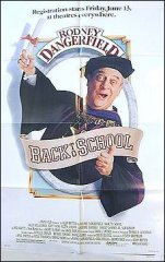 Back to School Rodney DANGERFIELD 1986