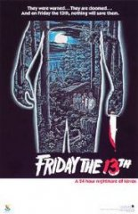 Friday 13th- Movie Poster
