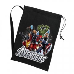 Avengers Movie Drawstring Treat Sack