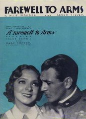 Farewell to Arms Gary Cooper Helen Hayes 1933