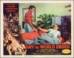 Day the World Ended Richard Denning, Lori Nelson #2 1956