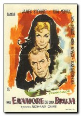 Bell, Book and Candle James Stewart Kim Novak