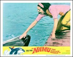 NAMU the Whale Killer # 7 1966
