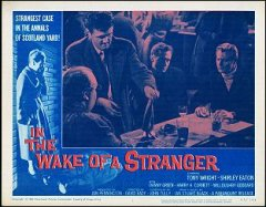 In The Wake Of A Stranger Tony Wright, Shirley Eaton, Danny Green 1960 # 8
