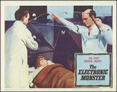 Electronic Monster Rod Cameron 1960 # 7