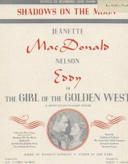 Girl of the Golden West Jeanette Mac Donald 1938