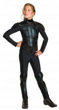 Hunger Games Katniss Rebel Deluxe Child Costume Size S,M