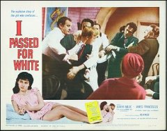 I PASSED FOR WHITE Sonya Wilde 1960 # 4